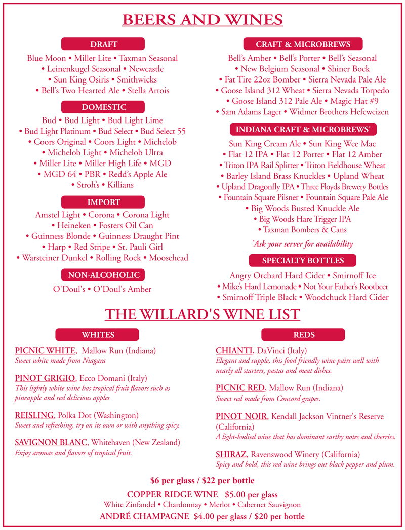 Willar Beer & Wine Menu 11_2015-1